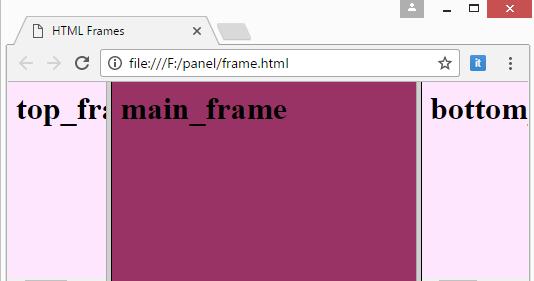 cols-frame