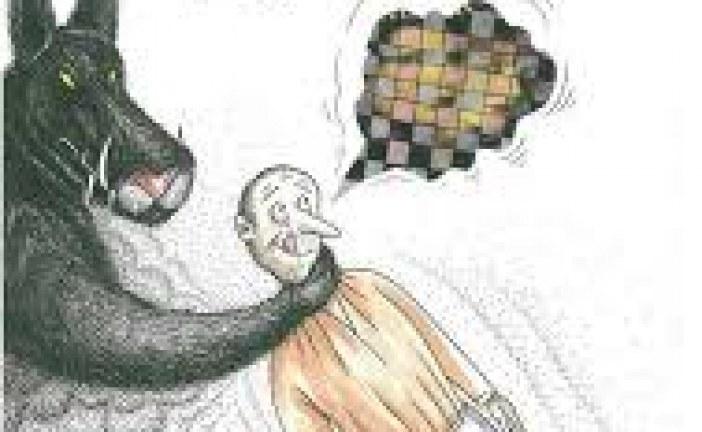 فکر کردن به گناه-حضرت علی
